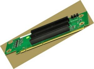 00D3895 IBM 00D3895 PCI-E 3.0 X16 SLOTS RISER CARD 1 FOR SYSTEM X3650 M4.