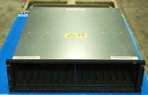 181281A IBM 181281A 16 BAY SYSTEM STORAGE DS4000 EXP810 STORAGE EXPANSION UNIT STORAGE ENCLOSURE.