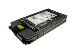 HP 286712-004 36.4GB 10000RPM 80PIN ULTRA-320 SCSI 3.5INCH FORM FACTOR 1.0INCH HEIGHT HOT PLUGGABLE HARD DRIVE WITH TRAY