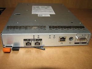 223-1696 DELL 223-1696 DUAL PORT ISCSI RAID CONTROLLER FOR POWERVAULT MD3000I.