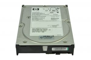 HP 360205-013 146.8GB 10000RPM 80PIN ULTRA-320 SCSI 3.5INCH HOT SWAP HARD DISK DRIVE WITH TRAY FOR PROLIANT SERIES SERVERS.