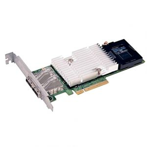 405-AADP DELL 405-AADP PERC H810 6GB-S PCI EXPRESS 2.0 SAS RAID CONTROLLER WITH 1GB NV CACHE.