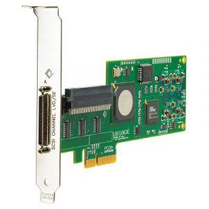 416154-001 HP 416154-001 SC11XE SINGLE CHANNEL 68PIN PCI-E X4 LVD ULTRA320 SCSI HOST BUS ADAPTER WITH STANDARD BRACKET.