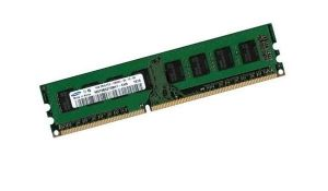 SAMSUNG M393B5170EH1-CH9 4GB 1333MHZ PC3-10600R ECC REGISTERED CL9 DUAL RANK X4 DDR3 SDRAM 240-PIN DIMM MEMORY MODULE FOR SERVER.