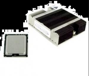 589711-B21 Processador HP Xeon Quad Core G6 E5620 2,4 GHz DL160 B LGA 1366