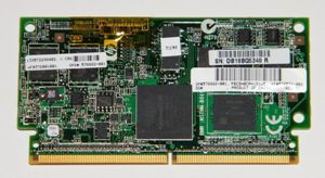 633540-001 HP 633540-001 512MB FLASH BACKED WRITE CACHE FOR SMART ARRAY P420 CONTROLLER. NEW SEALED SPARE.