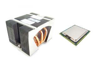 HP 635583-B21 INTEL XEON E5606 QUAD-CORE 2.13GHZ 8MB L3 CACHE 4.8GT/S QPI SPEED SOCKET FCLGA-1366 32NM PROCESSOR COMPLETE KIT FOR HP DL180 G6