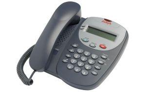 700381981 AVAYA 700381981 5402 VOIP PHONE - DARK GRAY.