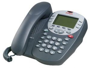 700381999 AVAYA 700381999 2410 DIGITAL PHONE - DARK GRAY.