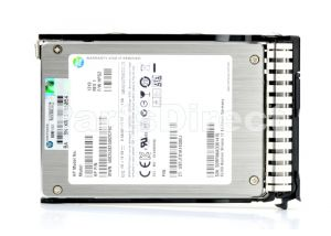 804581-B21 HP 120GB 2.5-inch (SFF) SATA Read Intensive-2 (RI) 6G SC Solid State Hard Drive In HPE Hot-Plug Hard Drive tray