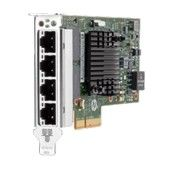 HP 811546-B21 4-PORT 366T ETHERNET NIC - 4-1GB ETHERNET PORTS, PCI EXPRESS 2.1 X4.