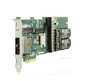 AM311A HP AM311A 6GB 2PORT EXTERNAL SAS CONTROLLER FOR SMART ARRAY P411 WITH 256MB CACHE.