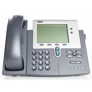 CP-7940G CISCO CP-7940G 7940G IP PHONE (SPARE) NO LICENSE .NO POWER