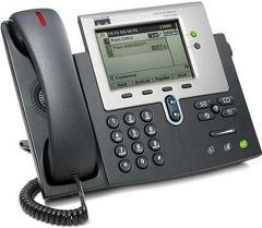 CP-7960G CISCO CP-7960G 7960G IP PHONE NO LICENSE NO POWER SUPPLY.