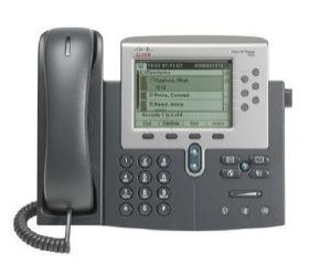 CP-7962G CISCO CP-7962G UNIFIED IP PHONE 7962G VOIP PHONE SCCP SIP SILVER