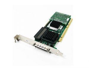 J4588 DELL J4588 PERC4 SINGLE CHANNEL ULTRA320 SCSI RAID CONTROLLER CARD WITH 64MB CACHE.