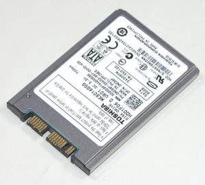 MK8016GSG TOSHIBA MK8016GSG 80GB 5400RPM 8MB BUFFER SATA-150 1.8INCH NOTEBOOK DRIVE.