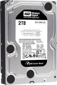 WD2003FYYS WESTERN DIGITAL WD2003FYYS RE4 2TB 7200RPM SATA-II 64MB BUFFER 3.5INCH INTERNAL HARD DISK DRIVE.