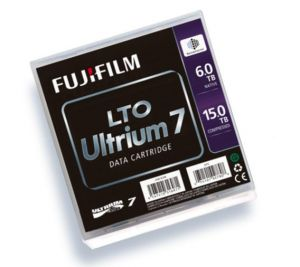 Fita LTO Fujifilm Utrium 7 Data Cartidge LTO-7 6.0TB / 15.0TB