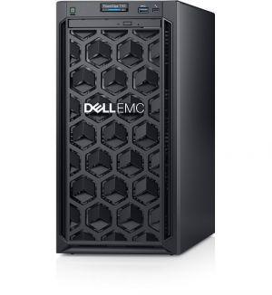 Servidor Dell Poweredge T140 | Xeon E-2224 | 16GB Ram | 2x HD 1TB | 1 Fonte de 365w| DVD +/-RW | IDRAC9 | Sem sistema Operacional