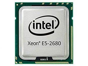 662933-B21 - Processador HP Intel Xeon Octa Core E5-2680 2,7 GHz DL160 G8 Soquete R LGA 2011