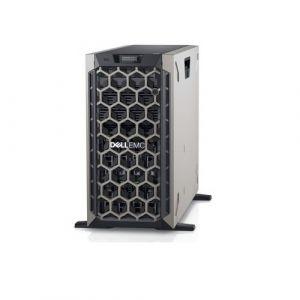Servidor Dell Poweredge T440 | Xeon Silver 4210R | 16GB Ram | 2x HD 2TB | 1 Fonte de 495w| DVD +/-RW | IDRAC9 | Sem sistema Operacional