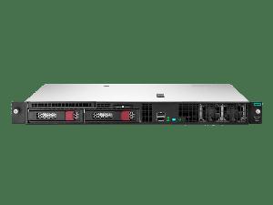 Servidor HPE Proliant DL20 Gen10 | Xeon E-2224 | 16GB Ram | Sem Discos | 2 Baias LFF| 1 Fonte de 290W |HPE Smart Array S100i SR Gen10 SW  | Sem sistema Operacional