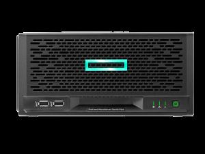 Servidor HPE | Microserver GEN10 Plus | Intel Pentium G5420 | 8GB Ram| Espaço para 4 Discos | Fonte 180W | Sem Sistema Operacional | Sem discos