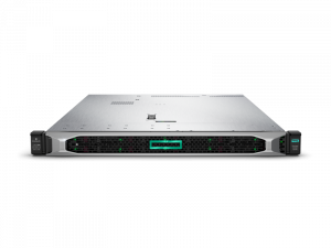 Servidor HPE ProLiant DL360 Gen10 | Intel Xeon 4208 | 16GB Ram | Sem Discos | 8 Baias SFF| 1 Fonte de 500W |HPE Smart Array P408-i SR/2 2GB  | Sem sistema Operacional