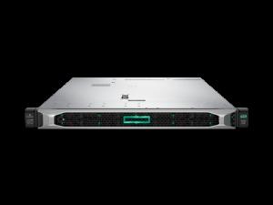 Servidor HPE ProLiant DL360 Gen10 | Intel Xeon 3204 | 16GB Ram | 2x Discos de 6TB | 4 Baias LFF| 2x Fontes de 500W |HPE Smart Array S100i SR Gen10 SW  | Sem sistema Operacional