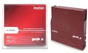 Fita LTO Imation Ultrium 5 Tape Cartridge LTO-5 3.0TB / 1.5TB