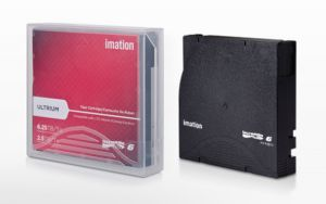 Fita LTO Imation Ultrium 6 Tape Cartridge LTO-6.25 TB / 2.5TB