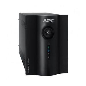 APC Nobreak Back-UPS 2200VA 1360W USB (Entrada 220V/ Saida 220V), Expansivel, USB, com 8 tomadas