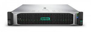 Servidor HPE ProLiant DL380 Gen10 | Intel Xeon 4210R | 32GB Ram | Sem Discos | 8 Baias SFF| 1x Fonte de 800W |HPE Smart Array P408i-a/2 GB  | Sem sistema Operacional