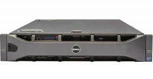 Servidor Dell R710, 2x Processadores Xeon X5570 Quad Core 2.93gh, 48gb RAM DDR3 1333, 2x fontes redundantes, Sem Discos